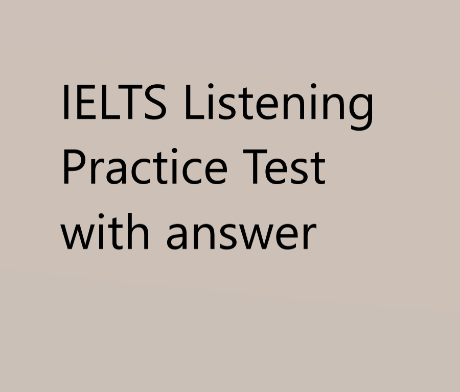 IELTS Listening Practice Test 118 With Answers | Cô Quỳnh IELTS