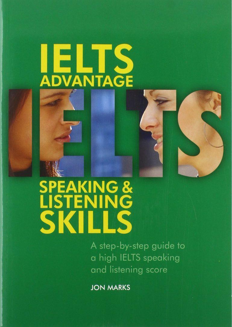 IELTS Advantage: Listening & Speaking Skills (Ebook & Audio) | Cô Quỳnh IELTS - IELTS Learning, IELTS Tests, IELTS Books